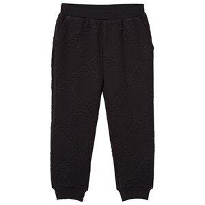 Petit by Sofie Schnoor Unisex Bottoms Black Pants Black