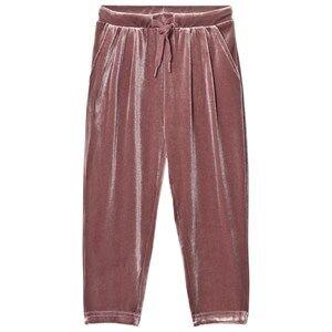 Petit by Sofie Schnoor Girls Bottoms Purple Pants Faded Purple