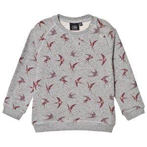 Petit by Sofie Schnoor Unisex Jumpers and knitwear Grey Sweat Grey Melange