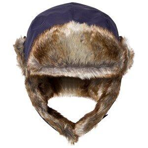 Isbjörn Of Sweden Unisex Headwear Navy Squirrel Winter Cap Navy