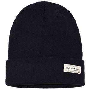 I Dig Denim Unisex Headwear Blue Morris Beanie Dark Blue