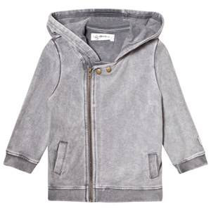 I Dig Denim Boys Jumpers and knitwear Grey Egon Jacket Light Grey Washed