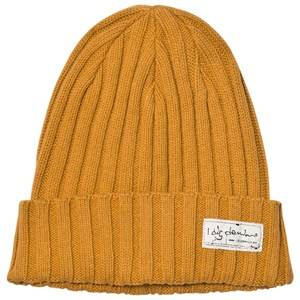I Dig Denim Unisex Headwear Yellow Rufus Mustard