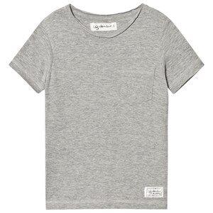 I Dig Denim Boys Tops Grey Como Tee Grey Melange
