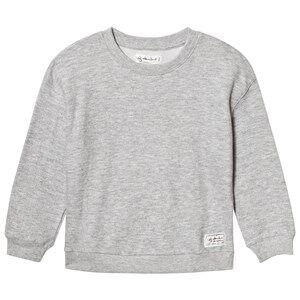 I Dig Denim Girls Jumpers and knitwear Grey Julia Sweater Grey Melange