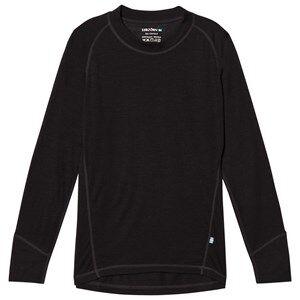 Isbjörn Of Sweden Unisex Baselayers Black Husky Sweater Baselayer Black