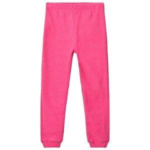 Isbjörn Of Sweden Unisex Fleeces Pink Lynx Microfleece Pants Pink