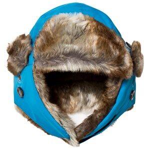 Isbjörn Of Sweden Unisex Headwear Blue Squirrel Winter Cap Turquoise