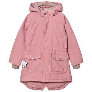 Mini A Ture Girls Coats and jackets Pink Vibse K Jacket Nostalgia Rose