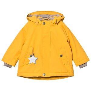 Mini A Ture Unisex Coats and jackets Yellow Wally MK Jacket Mineral Yellow