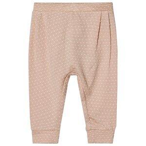 Mini A Ture Girls Bottoms Pink Eroa Pants Rose Dust