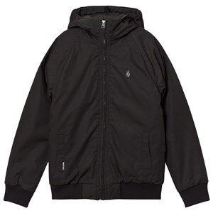 Volcom Boys Coats and jackets Black Black Hernan Hooded Jacket
