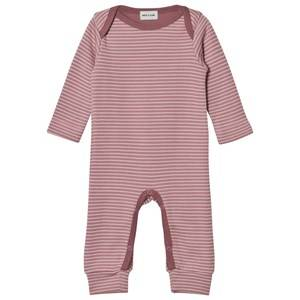 Mini A Ture Girls All in ones Pink Joa One-Piece Nostalgia Rose
