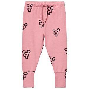 Koolabah Girls Bottoms Pink Pink Mouse In Da House Legging