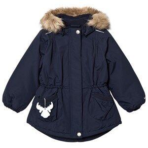 Wheat Unisex Coats and jackets Navy Jacket Elvira Navy