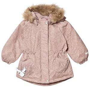 Wheat Girls Coats and jackets Cream Jacket Elvira Powder