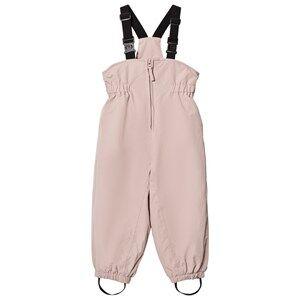 Wheat Girls Bottoms Pink Ski Pants Elastic Rose Powder