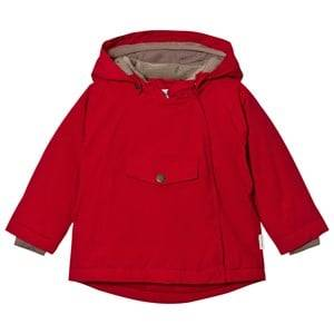 Mini A Ture Unisex Coats and jackets Red Wang Jacket Scooter Red