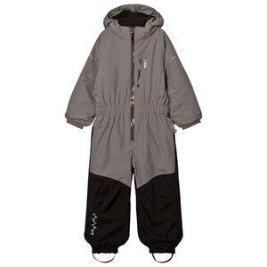 Isbjörn Of Sweden Unisex Coveralls Brown Penguin Snowsuit Light Brown