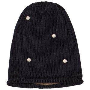 Mini A Ture Unisex Headwear Navy Cilia K Hood Blue Nights