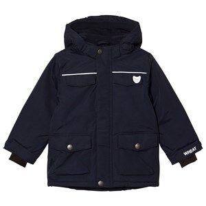 Wheat Unisex Coats and jackets Navy Jacket Sander Navy