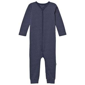 Image of Mini A Ture Girls All in ones Blue Mattie One-Piece Mood Indigo