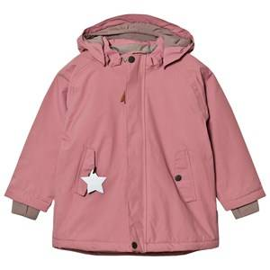 Mini A Ture Girls Coats and jackets Pink Wally MK Jacket Nostalgia Rose