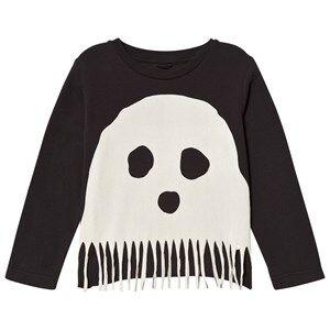 Stella McCartney Kids Girls Tops Black Black Bella Ghost Tee