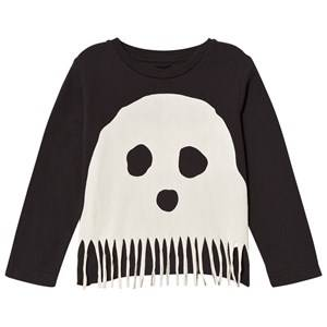 Stella McCartney Kids Girls Tops Black Black Bella Ghost Tee