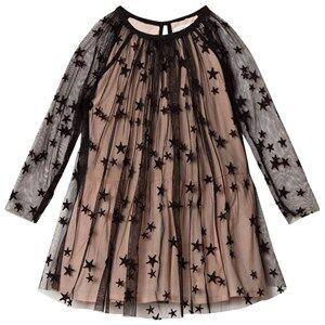 Stella McCartney Kids Girls Dresses Black Black Tulle Misty Dress