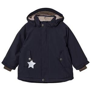 Mini A Ture Unisex Coats and jackets Navy Wally MK Jacket Blue Nights