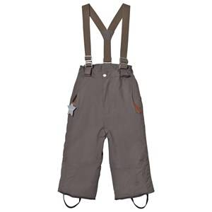 Mini A Ture Unisex Bottoms Grey Witte K Pants Steel Grey