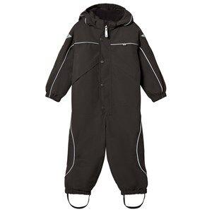 Image of Molo Unisex Coveralls Black Polaris Snowsuit Pirate Black