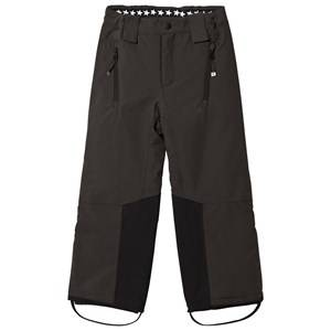 Image of Molo Unisex Bottoms Black Jump Pro Woven Pants Pirate Black
