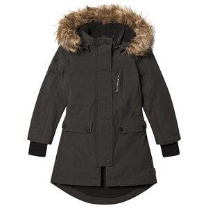 Image of Molo Unisex Coats and jackets Black Peace Jacket Pirate Black