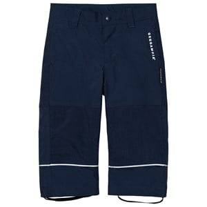 Geggamoja Boys Bottoms All-Weather Pants Marin