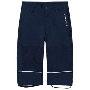 Geggamoja Boys Bottoms Blue All-Weather Pants Marin