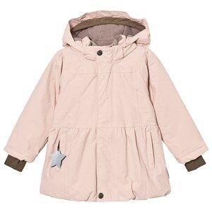 Mini A Ture Girls Coats and jackets Pink Viola, K Jacket Rose Smoke