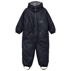 Ver de Terre Unisex Coveralls Navy Snow Suit Navy