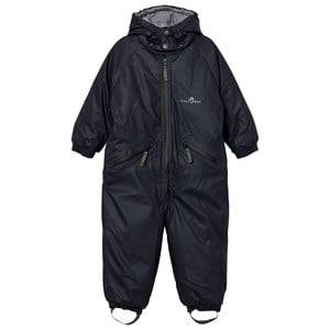 Ver de Terre Unisex Coveralls Navy Snow Suit Navy
