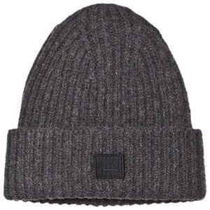 Acne Studios Unisex Headwear Grey Wool Mini Pansy Hat Charcoal Melange