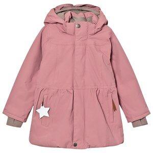 Mini A Ture Girls Coats and jackets Pink Viola K Jacket Nostalgia Rose