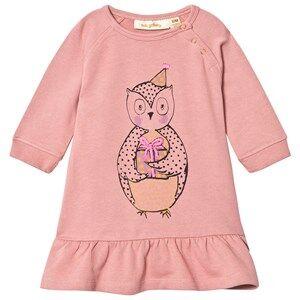 Soft Gallery Girls Dresses Pink Krista Dress Rosette Partowl