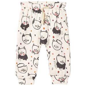 Soft Gallery Unisex Bottoms Beige Meo Pants Cream Melange Kittens
