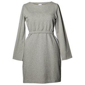 Boob Girls Maternity dresses Grey Niki Dress Grey Melange