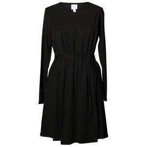Boob Girls Maternity dresses Black Speakeasy Dress Black