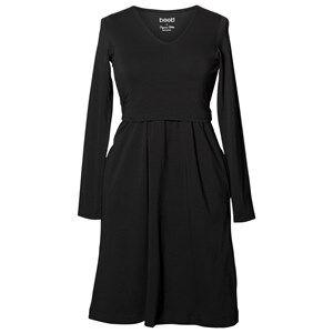 Boob Girls Maternity dresses Black Lotta Dress Black