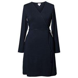 Boob Girls Maternity dresses Blue Isadora Dress Midnight Blue