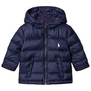 Ralph Lauren Boys Coats and jackets Blue Navy Down Puffer Jacket