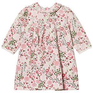 Image of Emile et Rose Girls Dresses Pink Lavinia Floral Dress Set